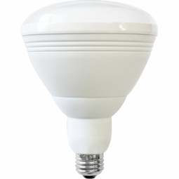 16 Watt - 120 Watt Replacement - Dimmable LED Light Bulb - BR40 - Litetronics