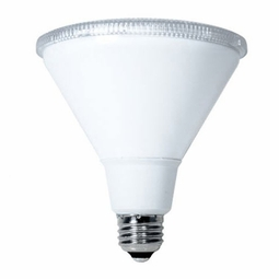 16 Watt - 90 Watt Replacement - Dimmable LED Light Bulb - PAR38 - Bulbrite True Shape