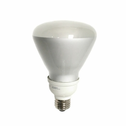 16 Watt - 75 Watt Replacement - CFL - R30 - Flood - TCP