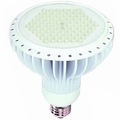 17 Watt - 90 Watt Replacement - Dimmable LED Light Bulb - PAR38 - Satco KolourOne