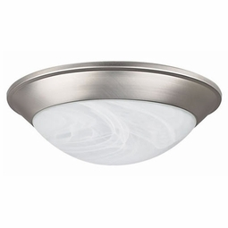 18-Watt Fluorescent Round Ceiling Mount Light Fixture