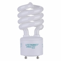 18 Watt - 75 Watt Replacement - CFL - Spiral - GU24 Base - Litetronics