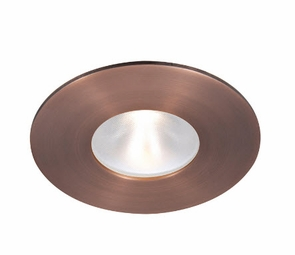 2-Inch Tesla LED High Output Recessed Lighting Trim with Reflector
