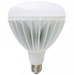 20 Watt - 120 Watt Replacement - Dimmable LED Light Bulb - BR40 - Litetronics