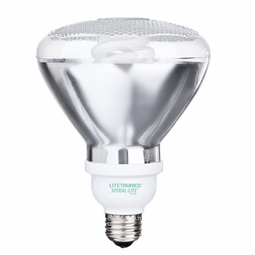 23 Watt - 90 Watt Replacement - CFL - PAR38 - Flood - Litetronics