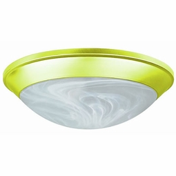 26-Watt Fluorescent Round Ceiling Mount Light Fixture