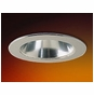 3-Inch Low Voltage Recessed Lighting Trim with Black Ring and Reflector