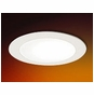 3-Inch Low Voltage Recessed Lighting Trim with Glass Ring and Reflector