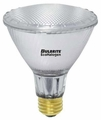 39 Watt - 50 Watt Replacement - Energy Efficient Halogen Light Bulb - PAR30 Long Neck - Bulbrite