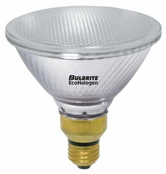 39 Watt - 50 Watt Replacement - Energy Efficient Halogen Light Bulb - PAR38 - Bulbrite