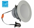 4-Inch LED Dimmable Retrofit Module for Recessed Lights, 525 Lumens, 7.6W, Damp Location