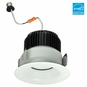 4-Inch LED Dimmable Retrofit Module for Recessed Lights, 700 Lumens, 12W, Wet Location, Baffle Trim