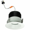 4 Inch - 12.55 Watt - 65 Watt Replacement - Dimmable LED Downlight Retrofit Module - Reflector Trim - E26 Medium Base - Wet Location - Nora Lighting