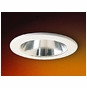 4-Inch Line Voltage Recessed Lighting Trim with Chrome Reflector