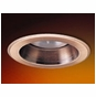 4-Inch Line Voltage Recessed Lighting Trim with Copper Reflector