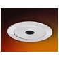 4-Inch Line Voltage Recessed Lighting Trim with Pinhole
