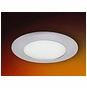 4-Inch Low Voltage Recessed Lighting Trim with Albalite Lens for Shower