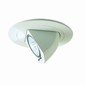 4-Inch Low Voltage Recessed Lighting Trim with Adjustable Elbow