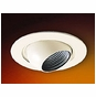 4-Inch Low Voltage Recessed Lighting Trim with Adjustable Eyeball