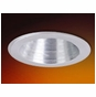 4-Inch Low Voltage Recessed Lighting Trim with Natural Metal Reflector