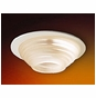4-Inch Recessed Lighting Trim with Frosted Step Cone