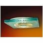 4-Inch Recessed Lighting Trim with Square Acrylic
