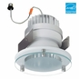 5-Inch LED Dimmable Retrofit Module for Recessed Lights, 650 Lumens, 11.8W, Damp Location, Decorative Glass Trim