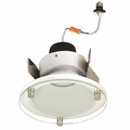 5-Inch LED Dimmable Retrofit Module for Recessed Lights, 700 Lumens, 12.55W, Wet Location, Decorative Glass Trim