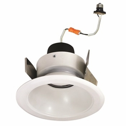 5 Inch - 12.55 Watt - 65 Watt Replacement - Dimmable LED Downlight Retrofit Module - Reflector Trim - E26 Medium Base - Wet Location - Nora Lighting