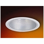 5-Inch Line Voltage Recessed Lighting Trim with Metal Baffle Splay