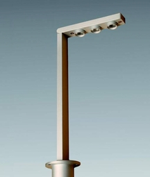 Hera 5-Watt LED Adjustable Stem Showcase Light Fixture