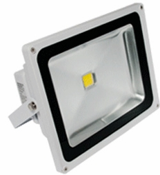 55-Watt LED Panorama Pro Floodlight with Mounting Bracket