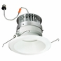 6 Inch - 14.6 Watt - 85 Watt Replacement - Dimmable LED Downlight Retrofit Module - Reflector Trim - E26 Medium Base - Damp Location - Nora Lighting