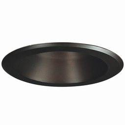 6 Inch - 12.55 Watt - 65 Watt Replacement - Dimmable LED Downlight Retrofit Module - Adjustable Regressed Reflector Trim - E26 Medium Base - Wet Location - Nora Lighting