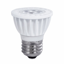 6 Watt - 120 Volt - 20 Watt Replacement - Dimmable LED Light Bulb - MR16 - E26 Medium Base - Bulbrite