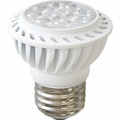 6 Watt - 120 Volt - 50 Watt Replacement - Dimmable LED Light Bulb - MR16 - E26 Medium Base - Litetronics