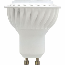 6 Watt - 120 Volt - 50 Watt Replacement - Dimmable LED Light Bulb - MR16 - GU10 Base - Litetronics