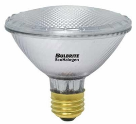 60 Watt - 75 Watt Replacement - Energy Efficient Halogen Light Bulb - PAR30 - Bulbrite