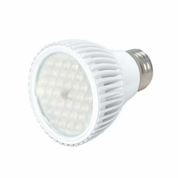 7 Watt - 50 Watt Replacement - Dimmable LED Light Bulb - PAR20 - Flood - Satco KolourOne