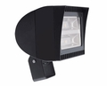 78-Watt LED High Performance Commercial Outdoor Flex Floodlights