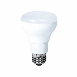 8 Watt - 50 Watt Replacement - Dimmable LED Light Bulb - R20 - Bulbrite True Shape