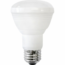 8 Watt - 50 Watt Replacement - Dimmable LED Light Bulb - R20 - Litetronics