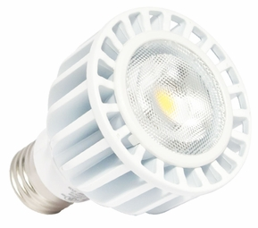 8 Watt - 40 Watt Replacement - Dimmable LED Light Bulb - PAR20 - Flood - American Lighting