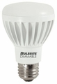 8 Watt - 50 Watt Replacement - Dimmable LED Light Bulb - R20 - Bulbrite