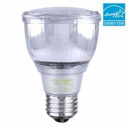 9 Watt - 35 Watt Replacement - CFL - PAR20 - Flood - Litetronics