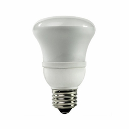 9 Watt - 25 Watt Replacement - CFL - R20 - Flood - TCP