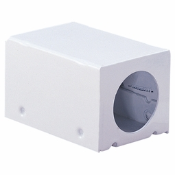 Ambiance Lx Conduit to Wiring Compartment, White