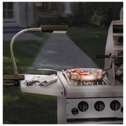 Clip-On LED Battery Operated Barbecue Grill Light