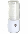 Diamond LED Night Light with Dusk-to-Dawn Photocell