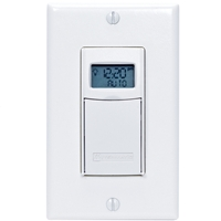 Intermatic 40-Event Self-Adjusting In-Wall Timer